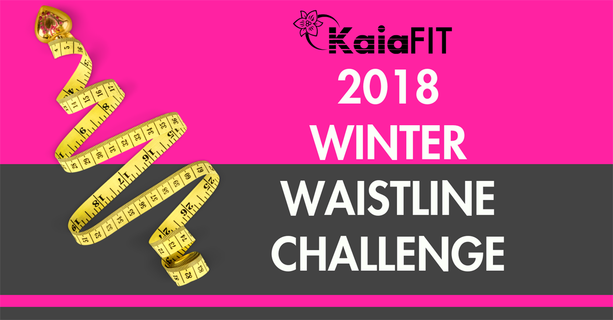2018 Winter Waistline Challenge Begins