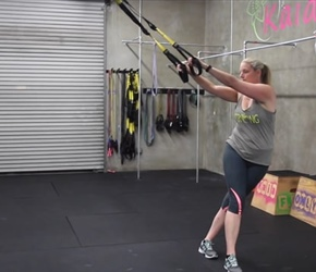 TRX Long Torso Stretch Flow